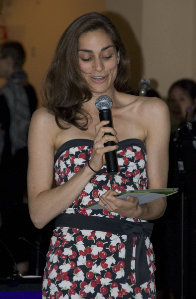 Emily Strauss benefit speech 2011